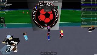 Elite Soccer Association | ESA Roblox | (Friendly) Schalke 04 4-2 SSC Napoli | Part 2