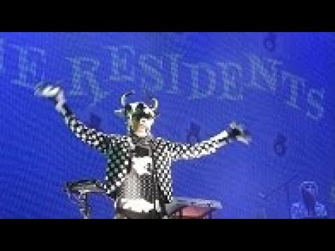 The Residents live in The Netherlands, Eindhoven 2019 Mp3