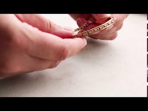 Bijoux à faire soi-même : Bracelets Miyuki Exchange en acier inox ♡ DIY