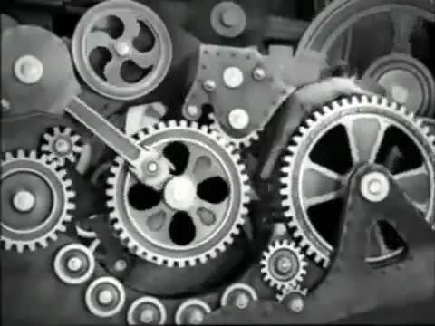 Tempi moderni 1936-La catena di montaggio