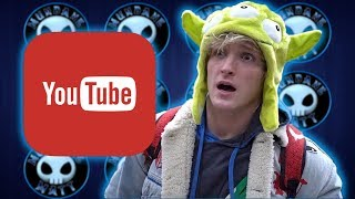 Did Logan Paul end his career by going to the Suicide Forest?