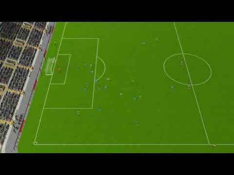 Newcastle vs Napoli - 57 minutes