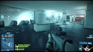 M1-Gaming - BATTLEFIELD 3 - MultiPlayer Gameplay - PS3 (HD)
