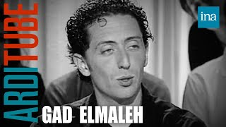"Video Gad Elmaleh ""On fait comme on a dit"" 