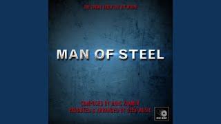 Man Of Steel - Main Theme