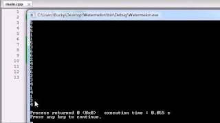 Buckys C++ Programming Tutorials - 27 - Random Number Generator