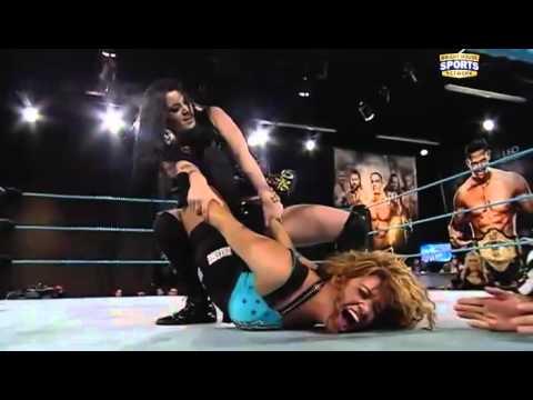 FCW 5-27-2012 FCW Divas Championship Match...