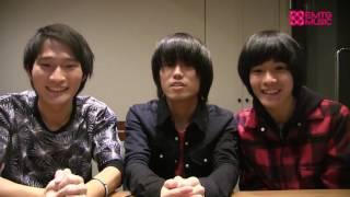 「ジャパネクレディオ」第59回ゲスト:BURNOUT SYNDROMES コメント動画