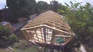 nowoczesna STODOŁA / Casa estudio de madera / Dom Arquitectura