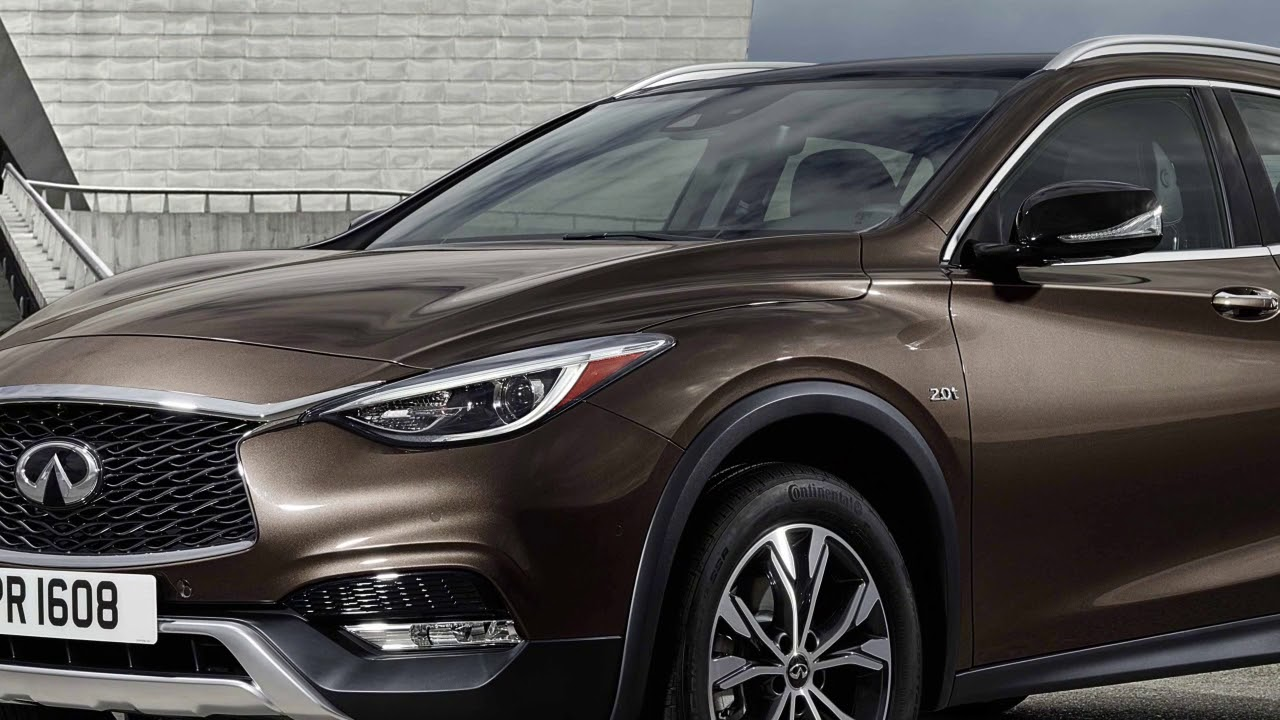 20185 Infiniti Qx30 Heater And Air Conditioner Youtube Intelligent Key Remote Starter