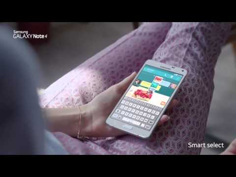 Samsung Galaxy Note 4 Official TVC