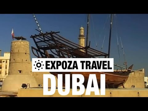 Dubai (United Arab Emirates) Vacation Travel Video Guide
