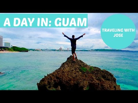 BEACH BUMS IN GUAM