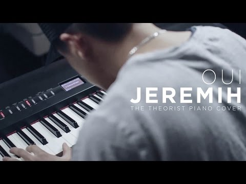 Jeremih - Oui | The Theorist Piano Cover