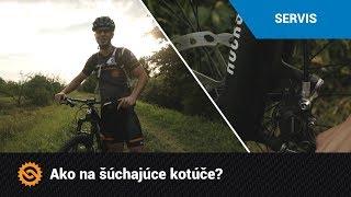 Ako na šúchajúce kotúče? | SERVIS - MTBIKER.SK