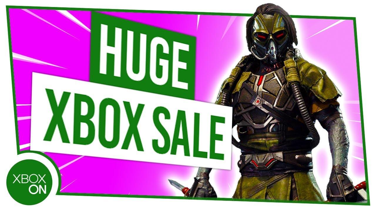 MASSIVE Xbox Sale | Bis zu 80% Aus! + video
