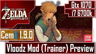 Best Mod (Trainer) by: Vloodz | Zelda Breath Of The Wild