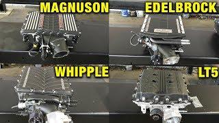 Magnuson's New TVS2650 Supercharger vs ALL!
