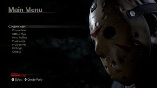 Friday the 13th: The Game! Single Player Offline Bots!