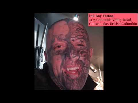 Jody Blakeway (Ink Boy Tattoo)