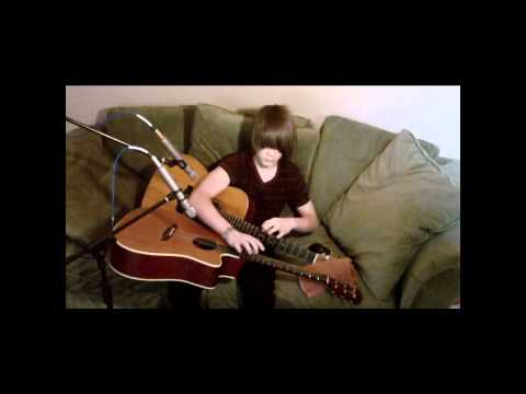 "Jason Kertson playing ""Drifting"" by Andy McKee"