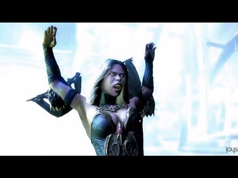 Injustice Gods Among Us - S.T.A.R LABS Killer Frost - ☆☆☆ COMPLETE
