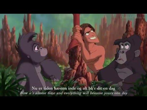 Tarzan - Son of Man (Danish S&T   BluRay)