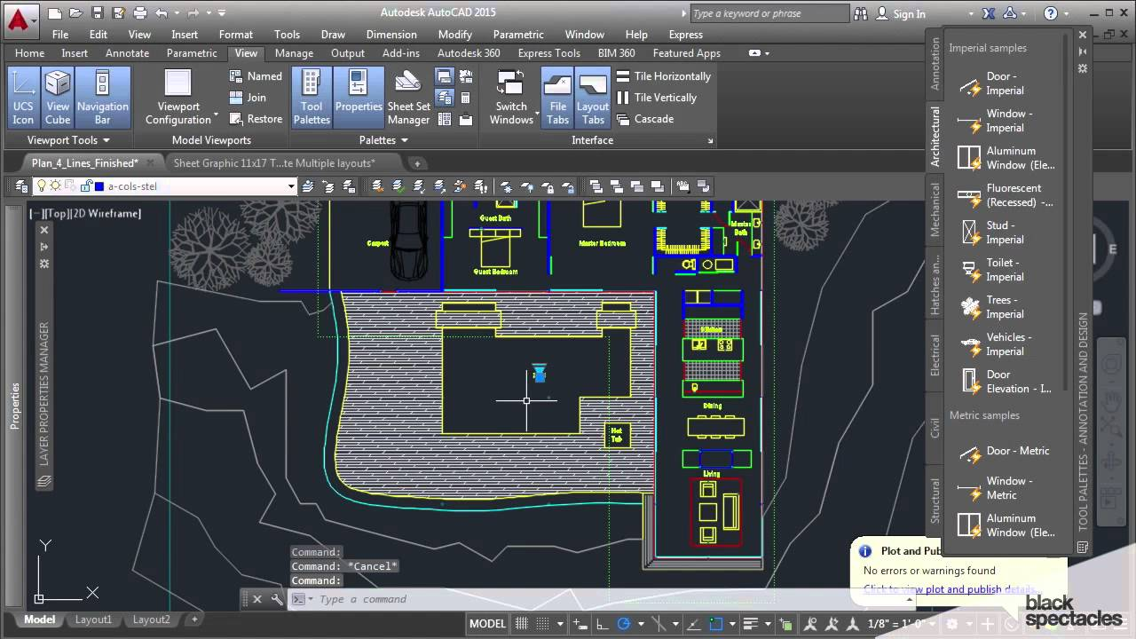 motor schematic creating multiple layout views autocad 2015 conceptual  creating multiple layout views autocad 2015 conceptual