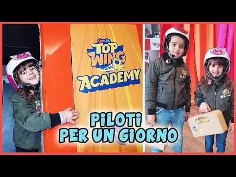 Piloti per un giorno alla Top Wing Academy!