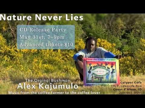 Alex Kajumulo playing at Calypso Cafe