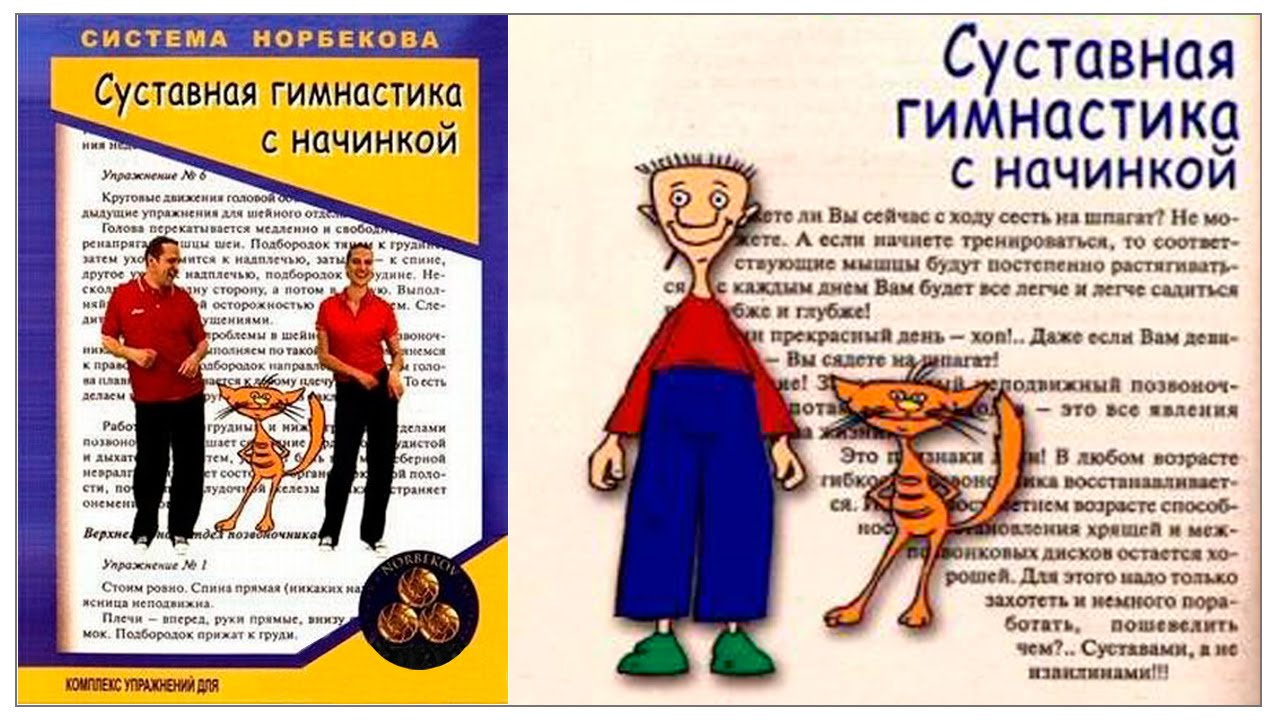 Суставная зарядка норбекова смотреть онлайнi действие томатов на суставы