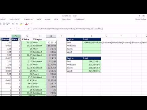 Excel Magic Trick 1085: How To Simulate VLOOKUP Helper Column In Array Formula (Number or Text)