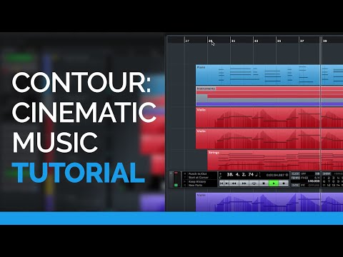 Contour - Cinematic Music Tutorial: From Idea To Finished Recording