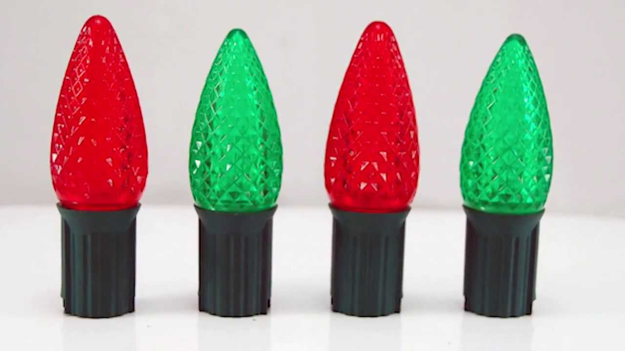 Christmas Light Led Replacement Bulbs