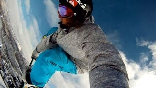 GoPro HD: Snowboard X Games 15 – Slopestyle with Eric Willett