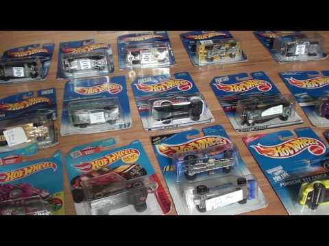 Hot Wheels Collector Finds Part 3 - Hot Wheels Video