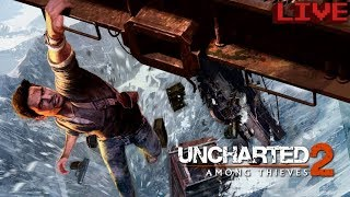 The adventure continues in Uncharted 2: Among Thieves! - #1