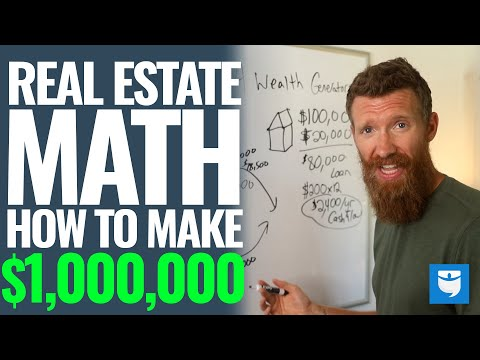 How To Become A Millionaire Through Real Estate Investing (Newbies!)