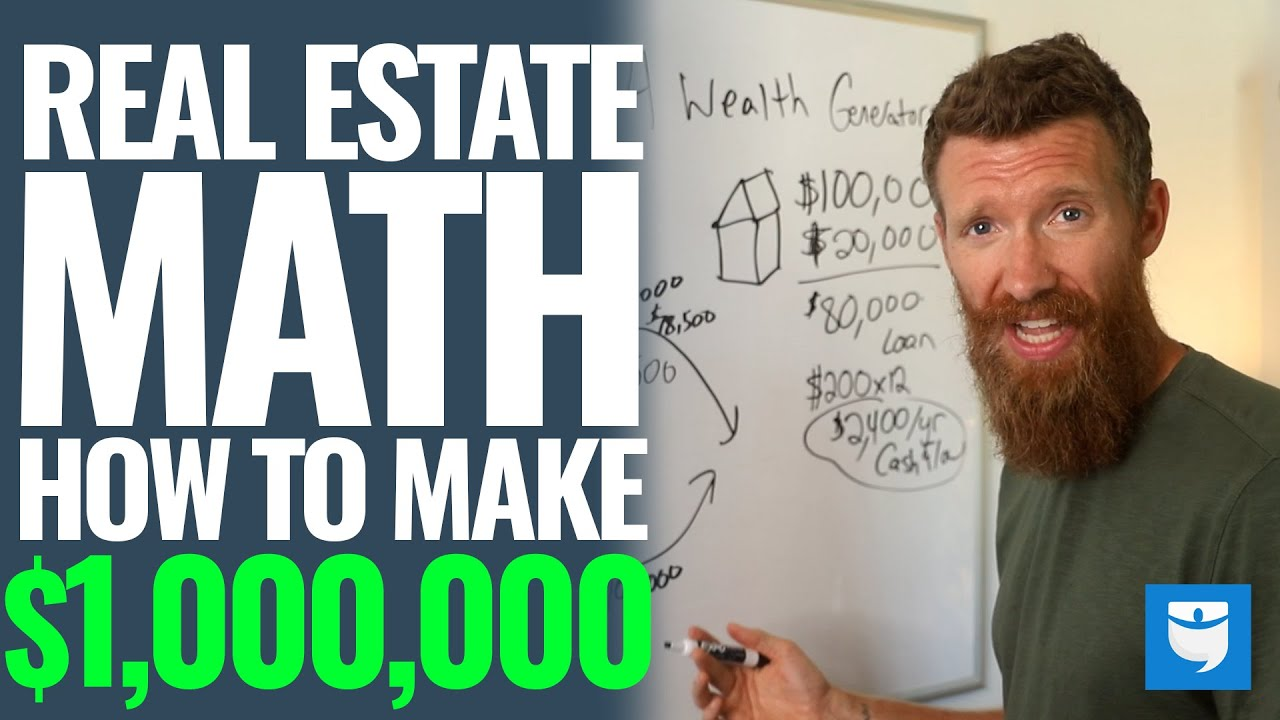 How I became a Millionaire in Real Estate by 26 - YouTube