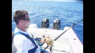 Mauritius Big Game Fishing 2012.