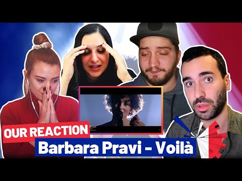 "REACTION: FRANCE 2021 (Barbara Pravi - ""Voilà"")"