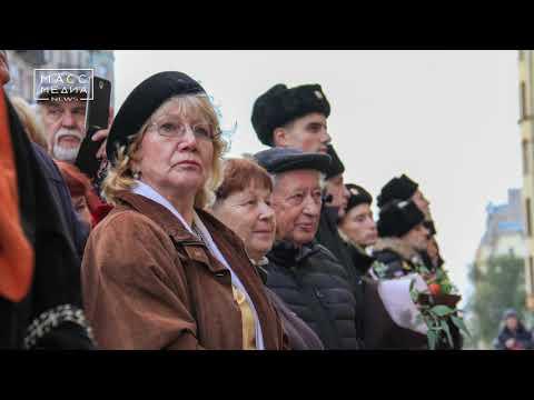 Смотреть В Санкт-Петербурге установили мемориальную доску Василию Завойко | Новости сегодня онлайн