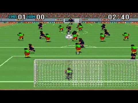 Super Formation Soccer 2 : Cameroon vs Human