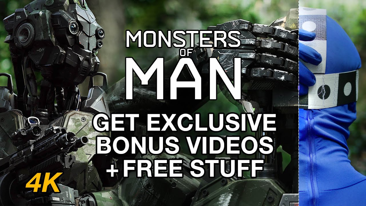 Download MONSTERS OF MAN  |   The Movie   |  Indiegogo Campaign