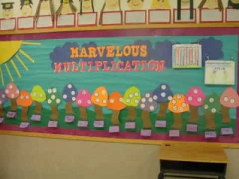 Easter bulletin board decorating ideas for church - YouTube