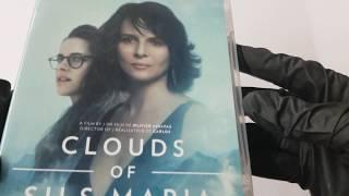 UNBOXING Clouds of Sils Maria (Sils Maria) (Bilingual)Juliette  Kristen Stewart  (DVD COVER 4K HD