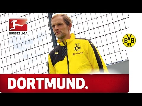 All Eyes on Thomas Tuchel - Borussia Dortmund - Behind The Scenes