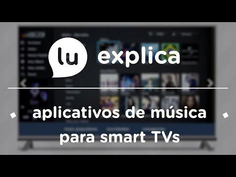 Apps de música para smart TV
