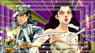 jojo s bizarre adventure eyes of heaven   yukako jotaro part 4 vs dio jonathan