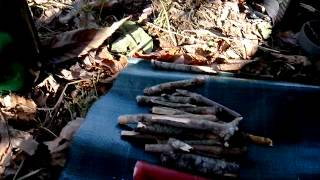 New Bushcraft Wood Stove